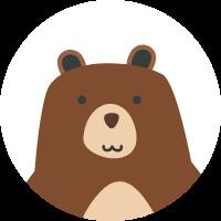 冬眠明けのクマ